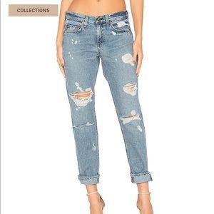 NWT Rag & Bone boyfriend jeans in Beckers